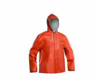 Grundens Clipper Jacket L Regenjacke Ölzeug Helly Hansen Guy Cotten Elka