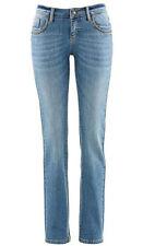 Stretch-Jeans STRAIGHT mit Nieten  Gr.38