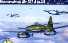 HobbyBoss Messerschmitt Me-262A-1a/U4 50-mm-MK 214 Kanone 1:48 Modell-Bausatz