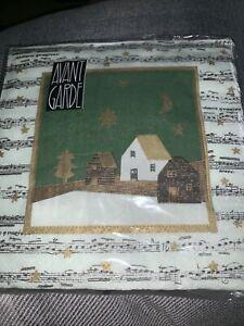 Avant Garde 20 Tissue Serviette New Musical Notes 33x33 Cm Unwanted Decretive