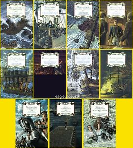 HORATIO HORNBLOWER Saga 11 Books Series Set C.S. Forester - BRAND NEW Collection