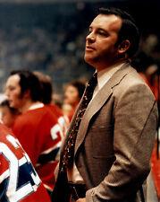 Scotty Bowman Montreal Canadiens 8x10 Photo