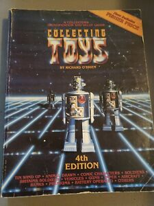 Collecting Toys – 4th Edition by Richard O'Brien, Paperback 1985