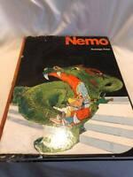 Little Nemo Winsor McCay by Nostalgia Press 1974 Hardbound Comic Strips