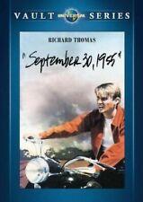 September 30 1955 DVD Colorized NTSC Format