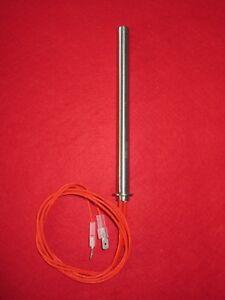 ZÜNDSTAB 350W 230V 12,5 Glühzünder Pelletofen Ofen MCZ RED Rika Zündung ..5000E