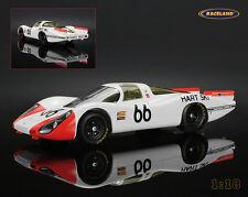 Porsche 907/8 LH 2° 24H Le Mans 1968 Spoerry/Steinemann, Spark 1:18, 18S120
