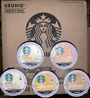 Starbucks 40 K-Cup Variety Pack Best by  02/07/21 - 03/07/21