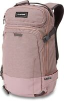 Dakine Women's Heli Pro 20L Snowboard and Ski Backpack Woodrose Pink New 2020