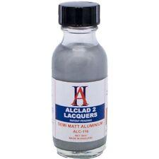 Alclad Ii Lacquer - Semi Matte Aluminum Alc 116