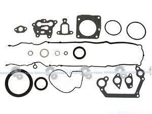 00-06 Toyota Celica GTS Matrix Corolla XRS 1.8L 2ZZGE LOWER ENGINE GASKET SET