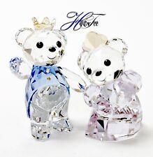 Prince And Princess Kris Bear 2018 Swarovski Crystal 5301569