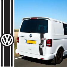 VW TRANSPORTER Camper Van Stripes Graphics Decals Stickers T4 T5 Caddy