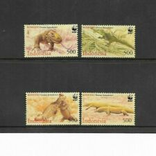 Komodo Dragon Set - Indonesia - MNH