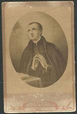 Postal Fotografica de San Luis Gonzaga andachtsbild santino holy card santini