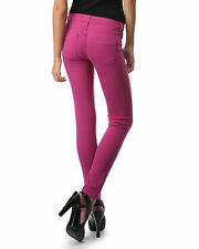 Jeans  MEANJEAN Solid Jeans Skinny Pink Size 26X28 Orig 88.00 NEW NWT