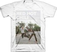 AUTHENTIC RED HOT CHILI PEPPERS DROP OUT ROCK MUSIC T TEE SHIRT S M L XL 2XL