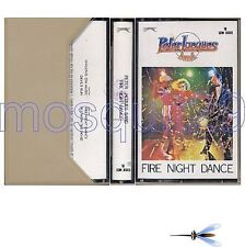 """PETER JACQUES BAND """"FIRE NIGHT"""" RARE K7 ITALY - DISCO"""