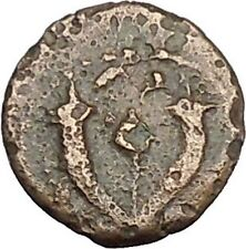 ALEXANDER JANNAEUS Biblical Jerusalem Jesus Widow's Mite Greek Bible Coin i50659