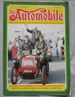 The Automobile magazine Vol.2, No.11 01/1985 featuring Wolseley, Napier, Austin
