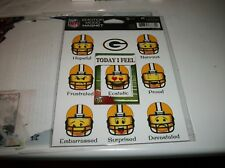 GREENBAY PACKERS  EMOTION MOOD MAGNET