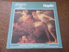 """33 tours livre disque Haydn - Symphonies n°101 """"L'horloge"""" et n°104 """"Londre"""""""