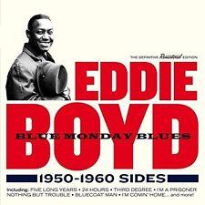 Eddie Boyd - Blue Monday Blues 1950-1960 [New CD] Spain - Import