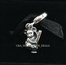 NEW Authentic / Genuine Pandora Koala Bear Silver Dangle Charm Bead 791085