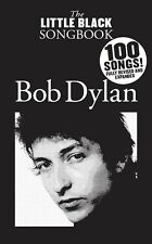 Bob Dylan - The Little Black Songbook: Revised & Expanded Edition by  -Paperback