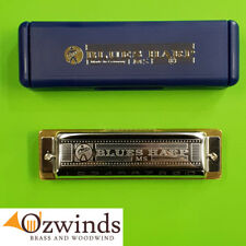 Hohner Blues Harp ( HARMONICA KEY OF D )