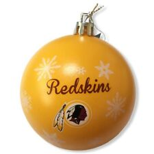 Washington Redskins NFL American Football Shatterproof Christmas Tree Bauble