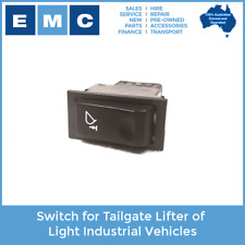 Switch forTailgate Lifter on Electric Light Industrial Vehicles