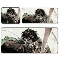 Attack on Titan Rivaille Ackerman  Maus Gaming und Office Pad Mousepad