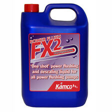 Kamco FX2 Central Heating System Power Flush Chemical Cleaner Flushing BFX202
