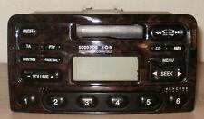 Ford 5000 RDS Wurzelholz - Optik - Autoradio mit Code !