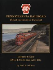 Pennsylvania Railroad Diesel Pictorial Volume 7  (SH181022)