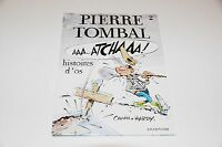 Pierre Tombal T2 Histoires d'os / Cauvin / Hardy // Dupuis