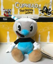 """FUNKO MUGMAN CUPHEAD 8"""" COLLECTIBLE AUTHENTIC PLUSH NEW IN STOCK w/ TAGS"""