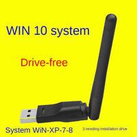 150Mbps USB 2,0 WiFi Wireless Networking Karte Adapter Dongle Für PC Mac OS