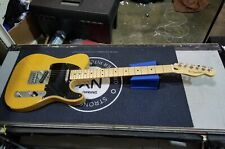 FENDER Player Telecaster Electric Guitar Butterscotch Blonde MIM