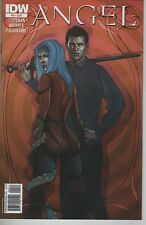 Angel #42 comic book Illyria Season 6 Tv show series Joss Whedon