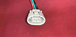 ALTERNATOR PIGTAIL HARNESS PLUG CONNECTOR FOR, 2008-2013 INFINITI G37 V6, 3.7L