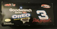 Action 2002 Dale Earnhardt GM Goodwrench Oreo Club Car Gold 1/32