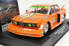 RACER SLOT IT SW41A BMW 320 JAGERMEISTER GROUP 5 1977 NURBURGRING 1/32 SLOT CAR