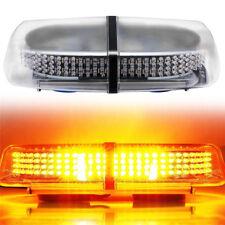 240 LED Amber Light Emergency Warning Strobe Flashing Yellow Magnetic Roof Top