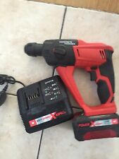 Einhell 18v Cordless SDS Plus Hammer Drill Power X-Change TE-HD 18 Li VGC