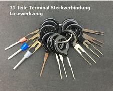 11x Motorrad Kabel Stecker Lösewerkzeug Crimp Steckverbinder Demontage Werkzeug