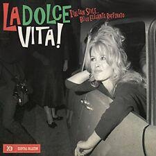 La Dolce Vita Italian Style 2 Cd Collection Dean Martin Gino Paoli Mina + More