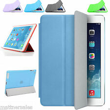 PU Leather Case Stand For Apple iPad Mini Pro Air 1 2 3 4 Ultra Slim Smart Cover