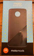 Moto Mod Power Pack External Battery Case for Motorola Moto Z Phone 89912N NEW